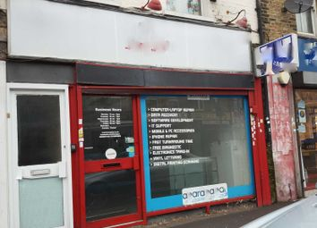 Thumbnail Retail premises to let in High Road Leytonstone, London