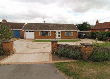 Thumbnail 3 bed detached bungalow for sale in Middle Street, Corringham, Gainsborough