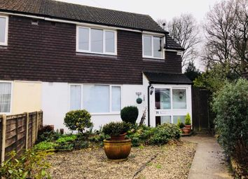 Thumbnail 3 bed semi-detached house to rent in Old Park Close, Farnham