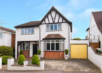 Thumbnail 4 bed detached house for sale in Nightingale Road, Bushey