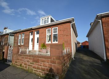 Thumbnail 2 bedroom bungalow for sale in Dundonald Road, Dreghorn, North Ayrshire