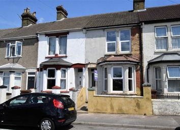 Thumbnail 3 bed terraced house for sale in Imperial Road, Gillingham