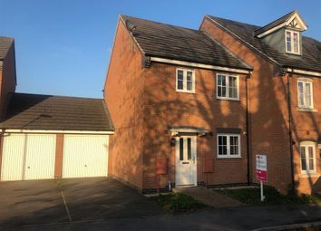 Thumbnail 3 bed property to rent in Woodbrook, Grantham