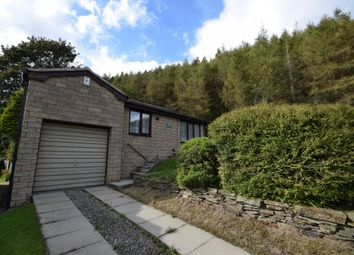 Thumbnail 2 bed detached bungalow to rent in Oak View, Whitworth, Rochdale