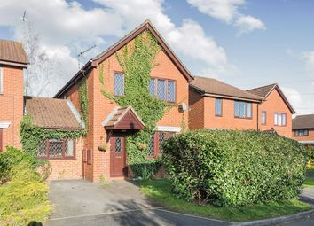 Thumbnail 3 bed detached house for sale in Maple Gardens, Totton, Southampton