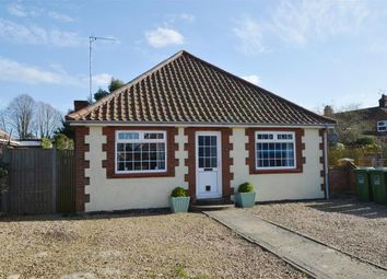Thumbnail 3 bed detached bungalow for sale in Oak Road, North Walsham