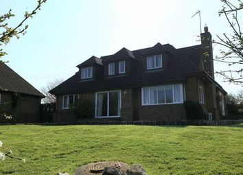 Thumbnail 5 bedroom detached house for sale in Cold Ashby Road, Guilsborough, Northampton