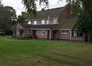 Thumbnail 6 bed detached house to rent in Desford, Leicester