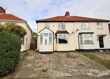 Thumbnail 3 bed semi-detached house for sale in Halsbury Road East, Northolt