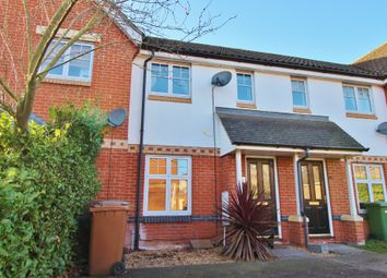 Thumbnail 2 bed terraced house for sale in Evans Way, Old Catton, Norwich