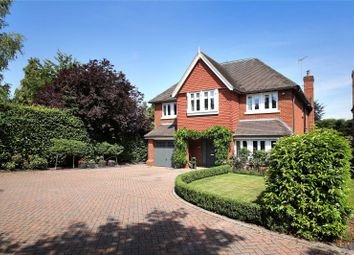 Thumbnail 5 bed detached house for sale in Brownswood Road, Beaconsfield, Buckinghamshire