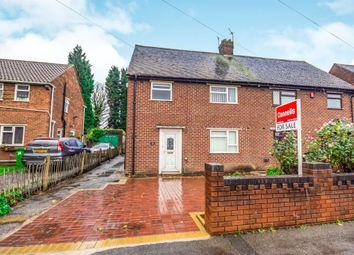 Thumbnail 3 bed semi-detached house for sale in Ames Road, Darlaston, Wednesbury