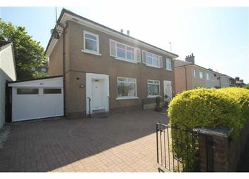 Thumbnail 2 bed semi-detached house for sale in Croftfoot Road, Croftfoot, Glasgow