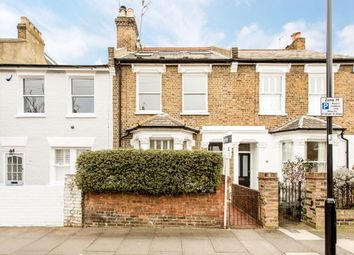Thumbnail 4 bed terraced house to rent in Antrobus Road, London