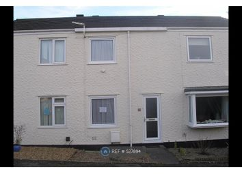 Thumbnail 2 bedroom terraced house to rent in Stad Ty Croes, Llanfair P G