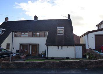 Thumbnail 3 bed property for sale in 27 Heol Esgyn, Longford, Neath .