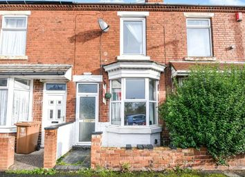 Thumbnail 3 bed terraced house for sale in Essex Street, Walsall, .