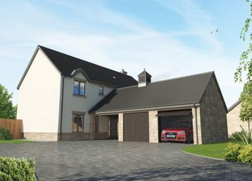 Thumbnail 5 bed detached house for sale in Eglwys Nunnydd, Margam, Port Talbot, West Glamorgan