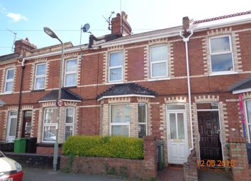 Thumbnail 2 bed terraced house to rent in Wellington Road, St. Thomas, Exeter