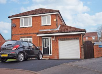 Thumbnail 5 bed detached house for sale in Kingfisher Close, Scarborough