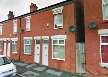 Thumbnail 2 bedroom end terrace house for sale in Shaw Road South, Shaw Heath, Stockport