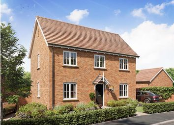 Thumbnail 3 bed detached house for sale in Rowan Drive, Allington, Maidstone, Kent