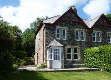 Thumbnail 3 bed cottage to rent in Lanhydrock, Bodmin
