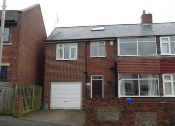 Thumbnail 4 bed semi-detached house to rent in Bolehill Lane, Crookes, Sheffield. S10.