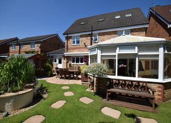 Thumbnail 6 bed detached house for sale in Fountain Court, Rossington, Doncaster