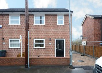 Thumbnail 2 bedroom town house for sale in Manor Street, Fenton