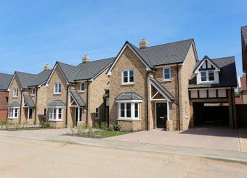 Orchard Green, Brogdale Road, Faversham ME13. 4 bed link-detached house for sale