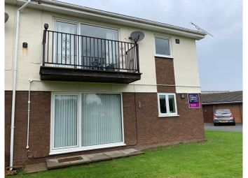 Thumbnail 2 bed flat for sale in Plastirion Park, Towyn