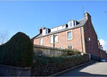 Thumbnail 2 bedroom end terrace house for sale in Tweedside Road, Newtown St Boswells