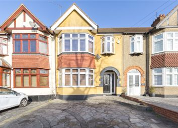 Thumbnail 3 bed terraced house for sale in Osborne Road, Hornchurch