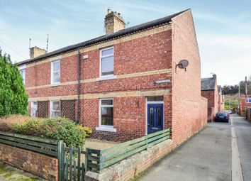 Thumbnail 2 bed terraced house for sale in Castle Street, Morpeth