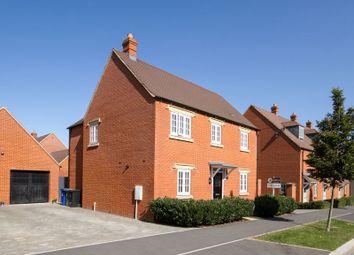 Poppyfields Way, Brackley NN13. 4 bed detached house
