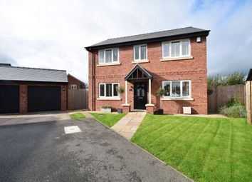 Thumbnail 4 bed detached house for sale in The Hamptons, Chester Road, Nomans Heath, Malpas