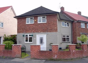 Thumbnail 3 bed end terrace house to rent in Hodder Grove, Hull