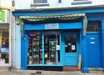 Thumbnail Retail premises for sale in 303 High Street, Bangor