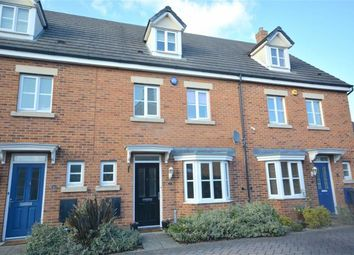Thumbnail 4 bed terraced house for sale in Coltishall Close, Quedgeley, Gloucester
