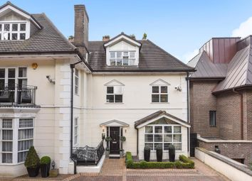 Thumbnail 3 bedroom semi-detached house to rent in West Heath Road, London NW3,