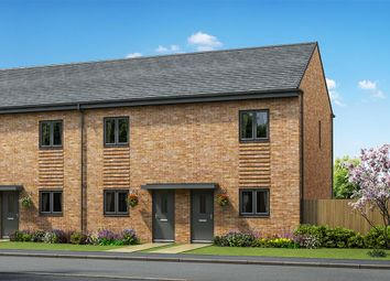 "Thumbnail 2 bed property for sale in ""Haldon"" at Woodfield Way, Balby, Doncaster"