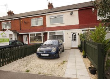 Thumbnail 2 bed terraced house for sale in Ridgeway Road, Hull, East Riding Of Yorkshire