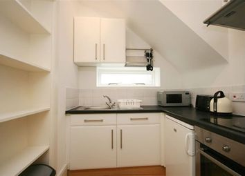 Thumbnail 1 bedroom flat to rent in Fairholme Road, Barons Court