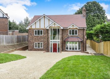 Thumbnail 5 bed detached house for sale in Moorhill Road, West End, Southampton