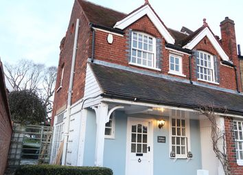 Thumbnail 3 bed cottage to rent in Hawkwood Lane, Chislehurst