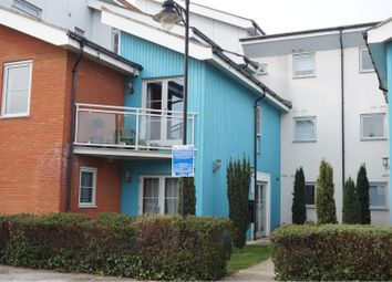 Thumbnail 1 bed flat for sale in Downham Boulevard, Ipswich
