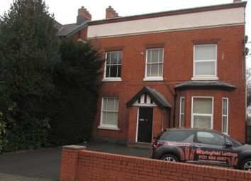 Thumbnail Studio to rent in Park Road, Moseley, Birmingham