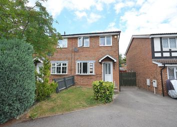 2 bed semi-detached house to rent in Sandover, East Hunsbury, Northampton NN4