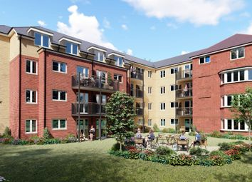 Thumbnail 1 bedroom flat for sale in Beck Lodge, Botley Road, Park Gate